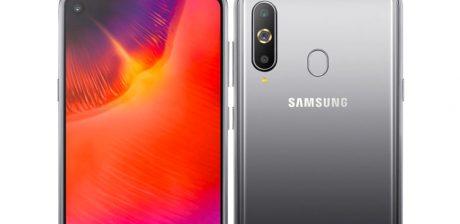 Así es el nuevo Samsung Galaxy A9 Pro 2019