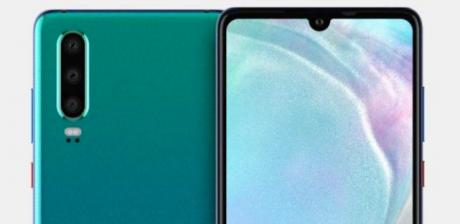El Huawei P30 se presentará el 26 de marzo