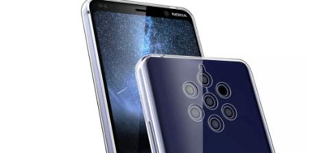 El Nokia 9 PureView se muestra en una nueva foto