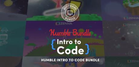 Intro to Code, cursos de programación en Humble Bundle por solo 0,88€