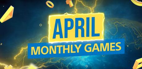 Jugos PS Plus para abril