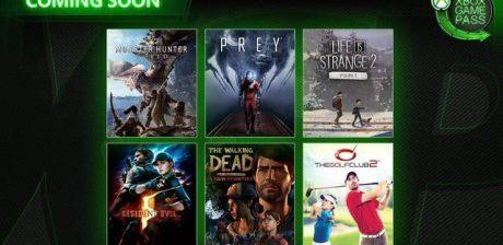 Anunciados los 6 nuevos juegos que llegan a Xbox Game Pass