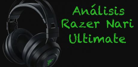 Analizamos el headset Razer Nari Ultimate