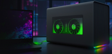Razer Core X Chroma, más potencia para los portátiles Windows y Mac