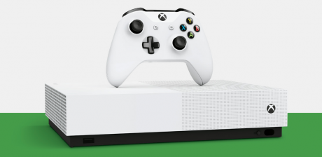 Xbox One S All-Digital y el unboxing oficial
