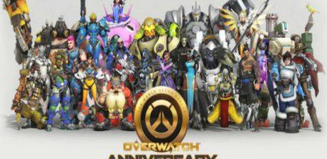Juega gratis a Overwatch hasta el 28 de mayo