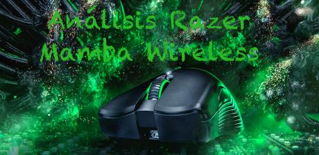Análisis Razer Mamba Wireless