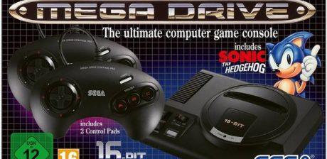 Mega Drive Mini, otros 10 nuevos juegos anunciados