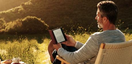 Amazon lanza el nuevo Kindle Oasis
