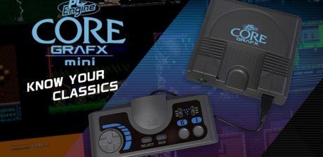 TurboGrafx-16 Mini, Konami se apunta a la moda de las mini consolas