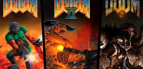 La trilogía original de Doom llegará a PS4, Xbox One y Nintendo Switch