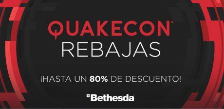 Bethesda rebaja muchos de sus juegos de Steam con motivo de la QuakeCon 2019