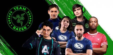 Team Razer acude en masa a EVO 2019 y The International