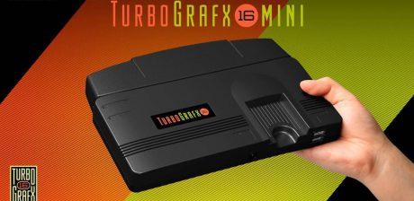 TurboGrafx-16 Mini y sus 50 juegos confirmados