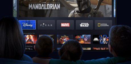 Disney+: 4K en cuatro dispositivos simultáneos al 6,99 en USA