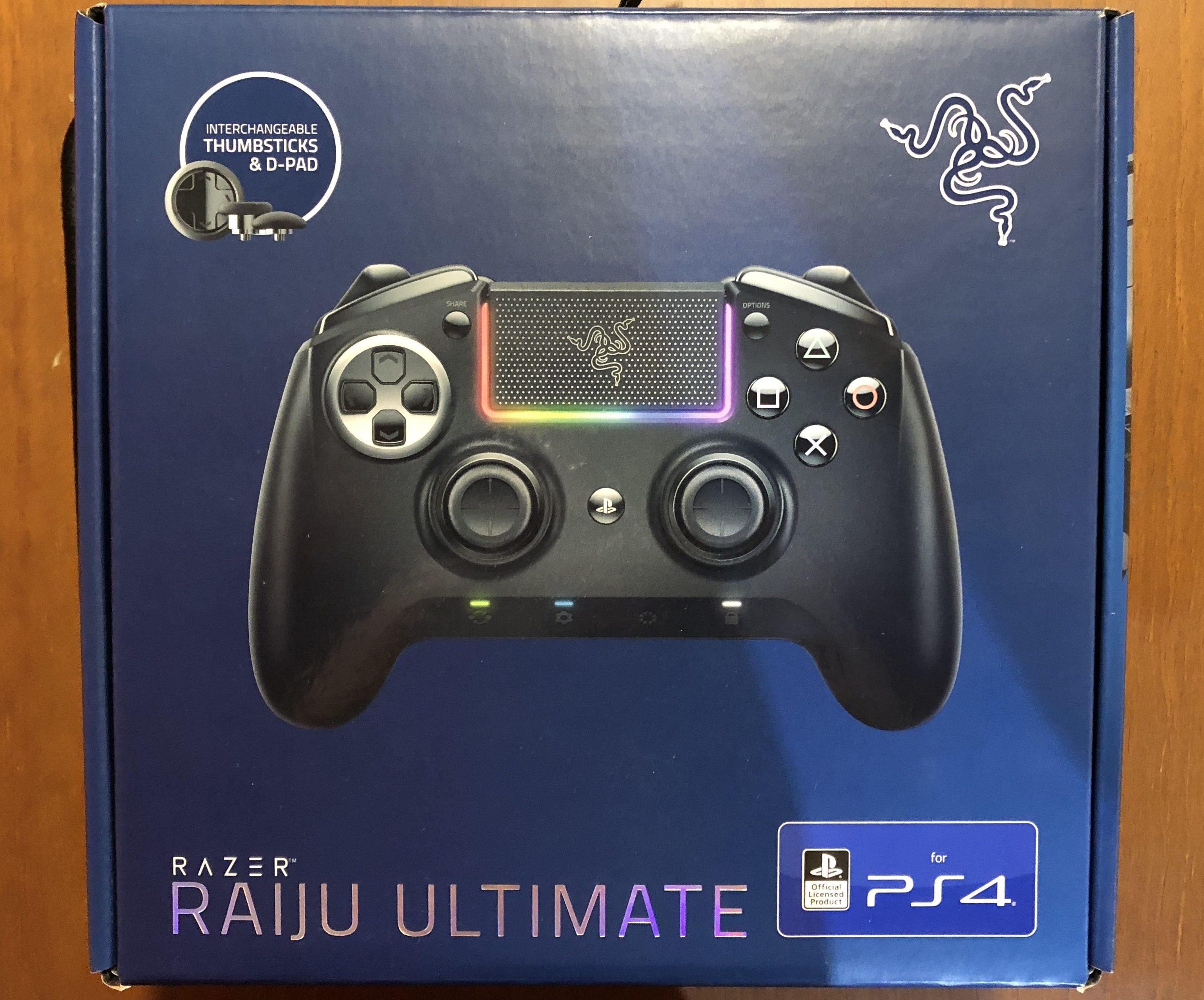 Análisis Razer Raiju Ultimate el mando gaming ideal para los ...