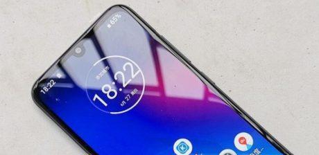 Se filtran las primeras imágenes del nuevo Motorola E6 Plus