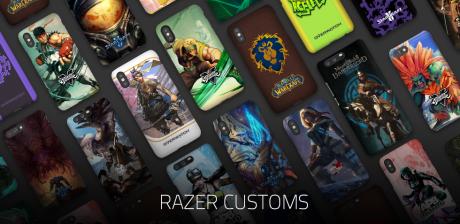 Crea un estilo para móvil gracias a Razer Customs