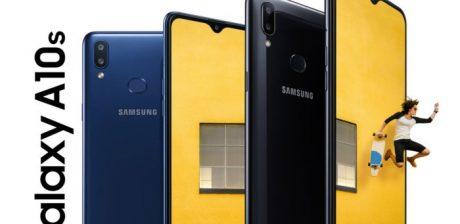 Samsung presenta el Galaxy A10s