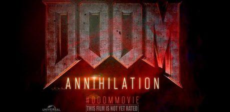 Doom Annihilation presenta un nuevo tráiler y fecha de lanzamiento