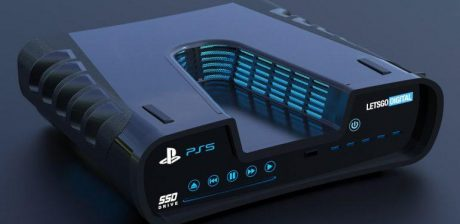 Recrean en 3D el kit de desarrollo de PS5
