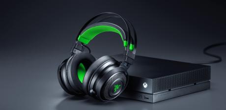 Razer presenta los auriculares Nari Ultimate para Xbox One