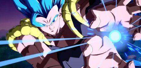 Ya podemos ver el primer gameplay de Gogeta Super Saiyan Blue, el nuevo personaje que llega a Dragon Ball FighterZ