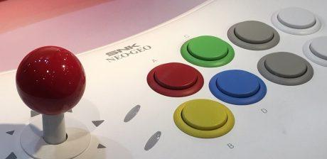 Confirmados los 20 juegos que llegarán con el Neo Geo Arcade Stick Pro