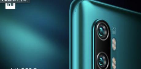 Llegan las primeras imágenes del nuevo Xiaomi Mi CC9 Pro
