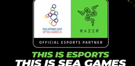 Razer calienta motores para los Juegos del Sudeste Asiático 2019