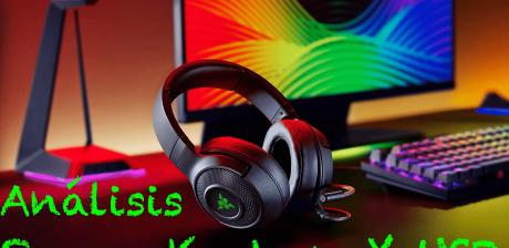 Analizamos el headset Razer Kraken X USB