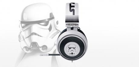 Razer lanza los auriculares Kraken Stormtrooper, edición especial Star Wars