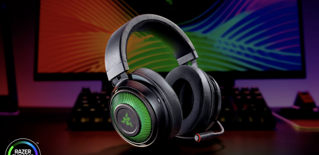 Los nuevos Razer Kraken Ultimate llegan con THX Spatial Audio