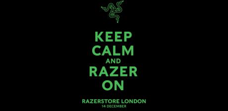 Nueva RazerStore en pleno centro de Londres