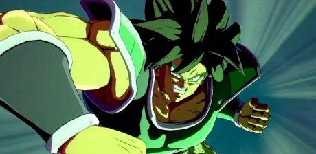 Broly desata toda su furia en este nuevo trailer de Dragon Ball FighterZ