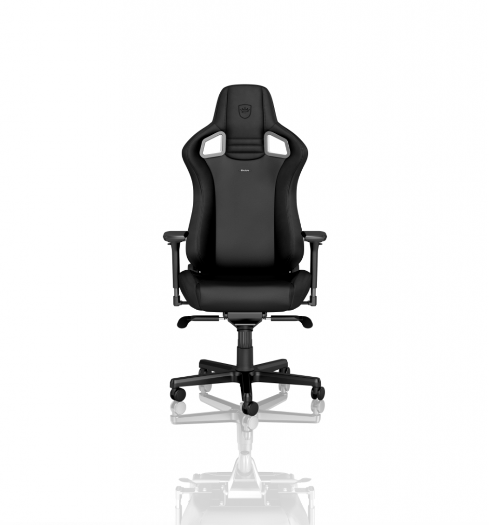 """silla Edition presenta Caseking """"Black Noblechairs su nueva PZXuik"""
