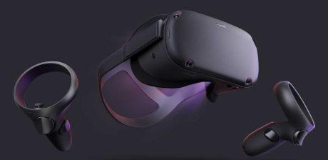 Gracias a una actualización, Oculus Quest es capaz de funcionar sin necesidad de usar los mandos