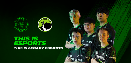Legacy Esports se une a las filas de Team Razer