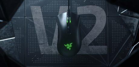 Razer anuncia los nuevos ratones DeathAdder V2 y Basilisk V2