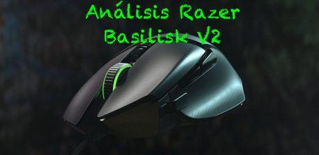Análisis Razer Basilisk V2, así es el nuevo ratón de Razer