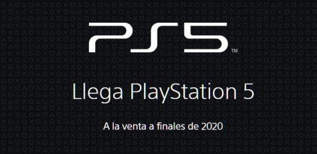 PlayStation 5 lanza su web oficial en español