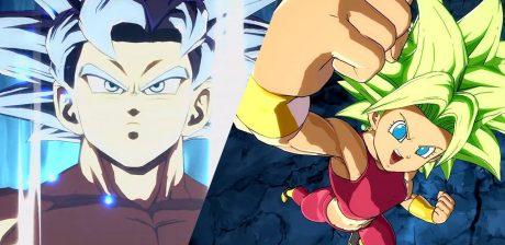 Goku Ultra Instinto y Kefla serán los primeros personajes para Dragon Ball FighterZ