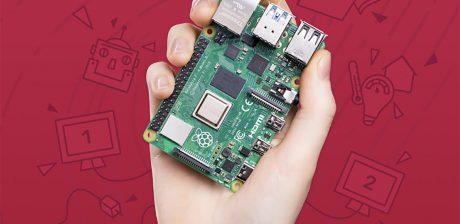 La Raspberry Pi 4 tiene una importante rebaja en su octavo aniversario