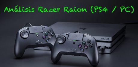 Razer Raion Review de uno de los mejores mandos para los juegos de lucha