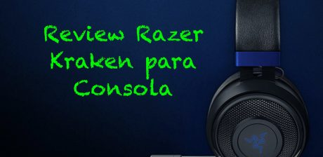 Review Razer Kraken for Console