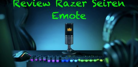 Review Razer Seiren Emote