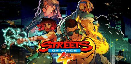 Streets of Rage 4 llegará en verano a España en formato físico