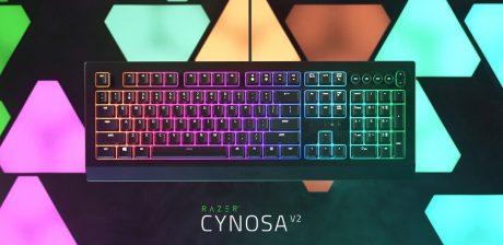 Ilumina tu Razer Cynosa V2 gracias a la iluminación RGB personalizable