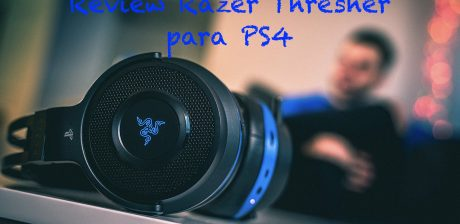 Review Razer Thresher para PS4