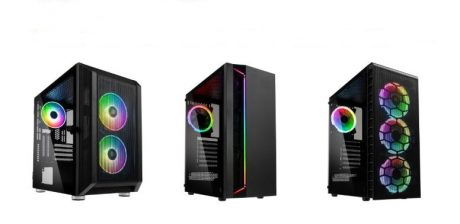Kolink nos trae sus nuevas cajas RGB